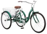 26 inch schwinn meridian adult tricycle