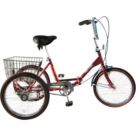 Technical Specifications Of 20 Trifecta 3 Sd Folding Tricycle