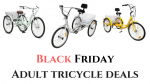 Black Friday Adult Tricycle Deals
