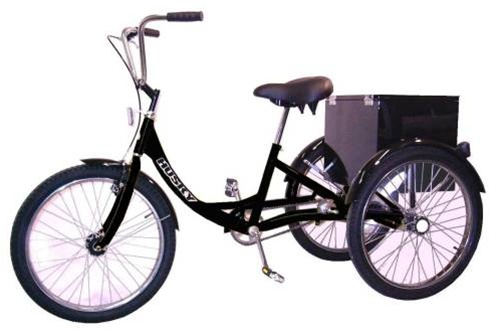 HUSKY INDUSTRIAL 3 SPEED TRICYCLE T-124C