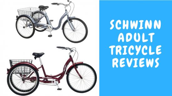 Schwinn Adult Tricycle Reviews