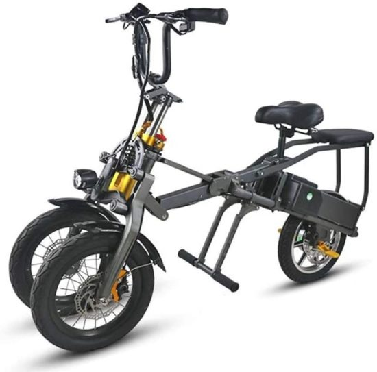 TX Folding Electric Tricycle